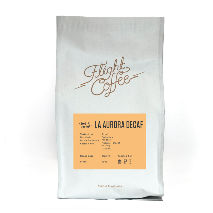 LA AURORA DECAF - COLOMBIA - NATURAL