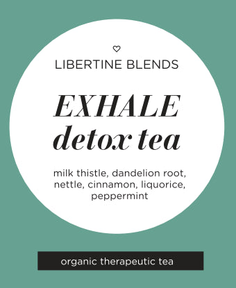 Libertine - Exhale Detox 200g Loose Tea