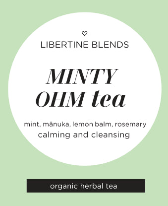 Libertine - Minty Ohm 200g Loose Tea