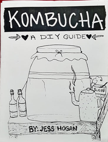Kombucha a DIY Guide