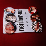 Twin Peaks Pin Back Button Pack