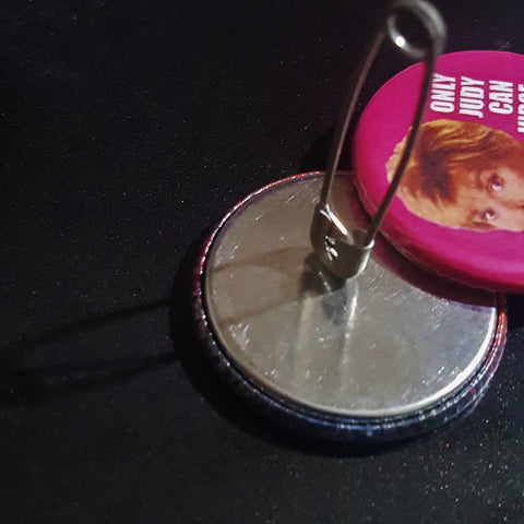 "Judge Judy 1.25"" magnet"