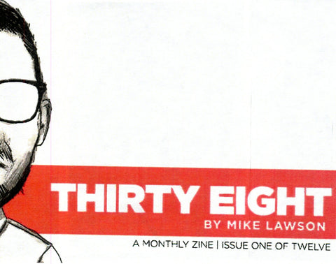 Thirty Eight issue 1