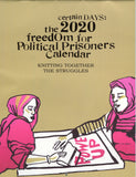 Certain Days: the 2020 Freedom for Political Prisoners Calendar