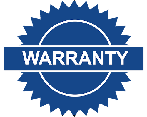 1 Year Warranty | Confident Brief