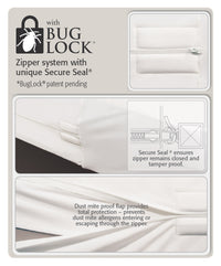 Buglock® Fully Encased Mattress Protector | Sleep Corp Healthcare