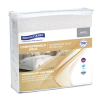 Comfortshield® Gold Quilt Protector | Sleep Corp Healthcare