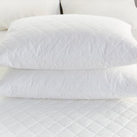 Cotton Quilted Pillow Protectors | Sleep Corp Healthcare