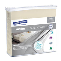 Fusion Waterproof Quilt Cover | Sleep Corp Healthcare