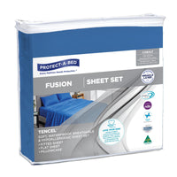 Fusion Waterproof Sheet Set | Sleep Corp Healthcare