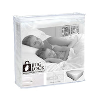Buglock® Fully Encased Bed Base Protector | Sleep Corp Healthcare