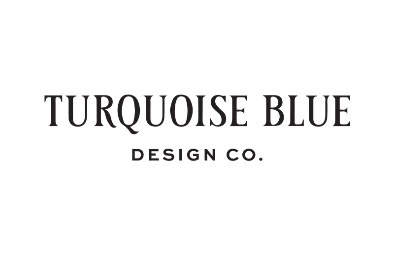 Turquoise Blue Design Co.