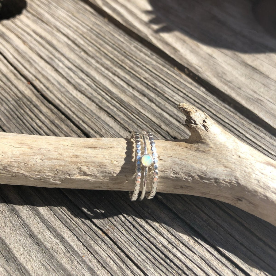 Stacking Rings | Turquoise Blue Design Co.
