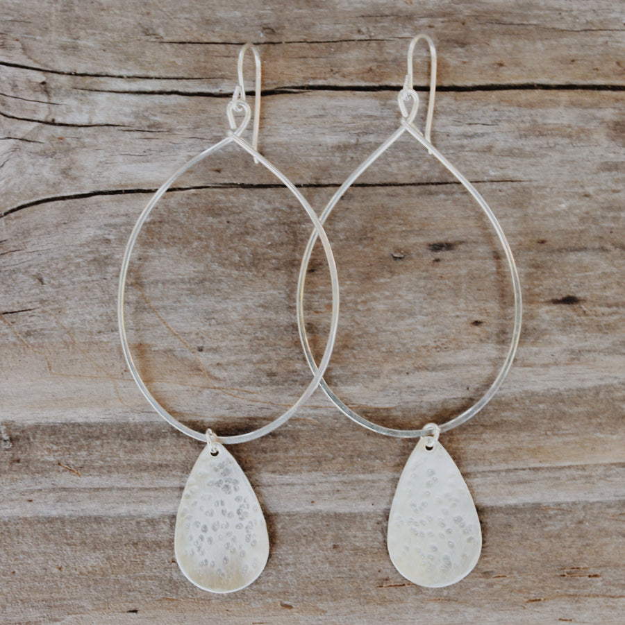 Shine Hoop Earrings