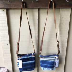 Indigo Dreams Extra Small Crossbody Purse