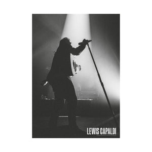 Lewis Capaldi A3 Poster