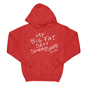 Lewis Capaldi's Big Fat Sexy Red Sweatshirt