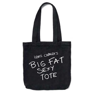 Big Fat Sexy Tote Bag
