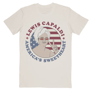 Lewis Campaign Tour Tee