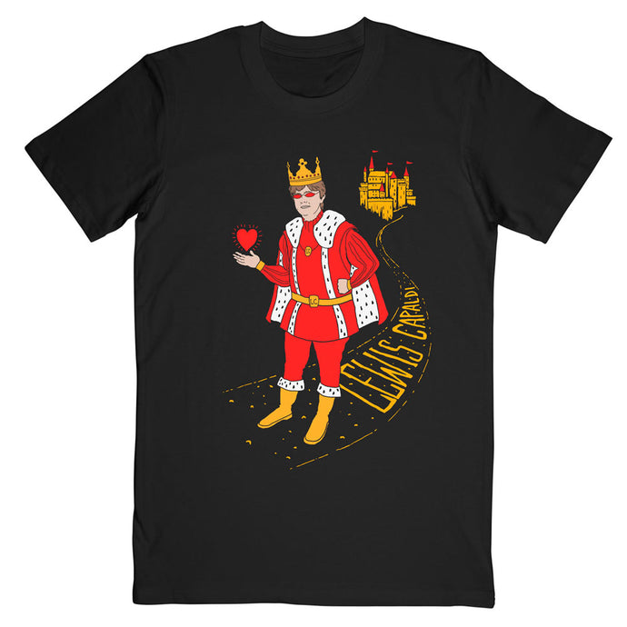 The Love King Date Back Tee