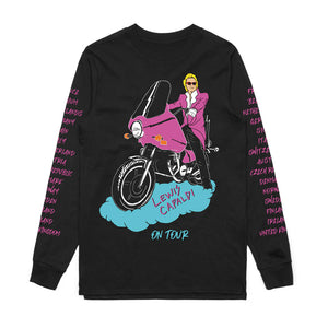 Rain Long Sleeve Tour Tee