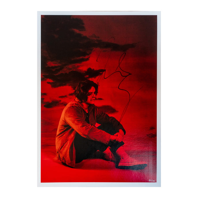 Exclusive Signed Limited Edition Divinely Uninspired to a Hellish Extent Litho
