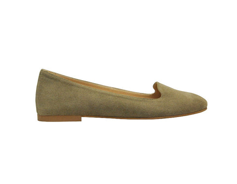 Vesta Light Taupe Loafers