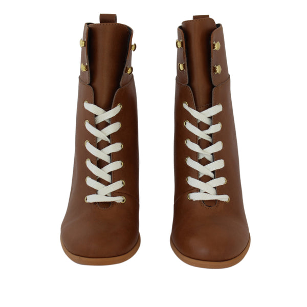 POSH WEDGE BOOTS