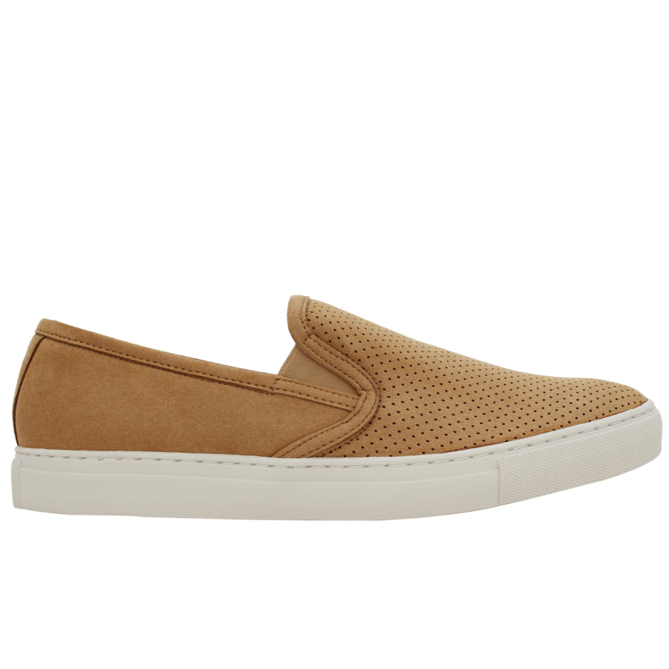 SLIP-ON SNEAKERS
