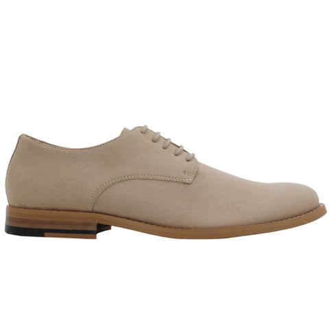 DERBY SHOES (GREY)