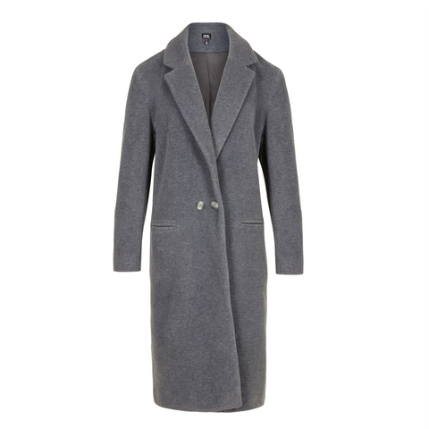 Mouse grey Daddy coat