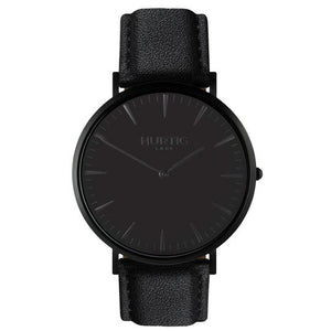 MYKONOS WOMAN'S WATCH, BLACK/BLACK/BLACK