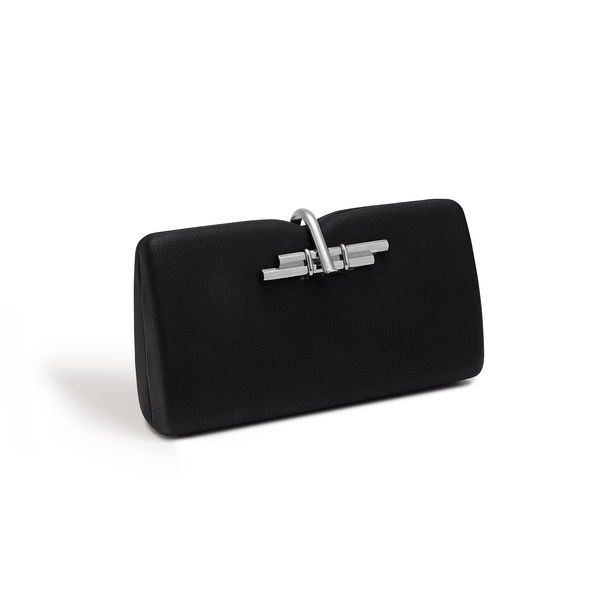 Allegro Black Clutch Bag