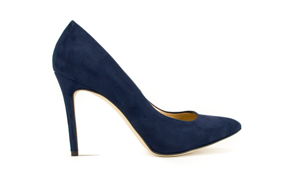 DECOLLETE CLELIA NIGHT BLUE