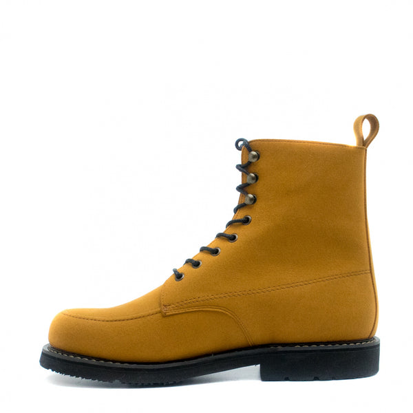 ANDRE CAMEL - SHORT BOOT WITH LACES