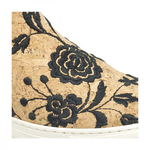 NIZA – CHELSEA SNEAKER MADE WITH CORK