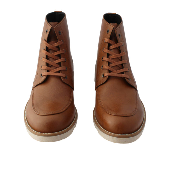 CASUAL BOOT (BROWN)