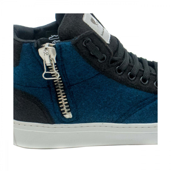 MILAN PET - ANKLE SNEAKERS WITH A NICKEL FREE ZIP