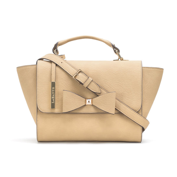 Cyndi Beige across body bag