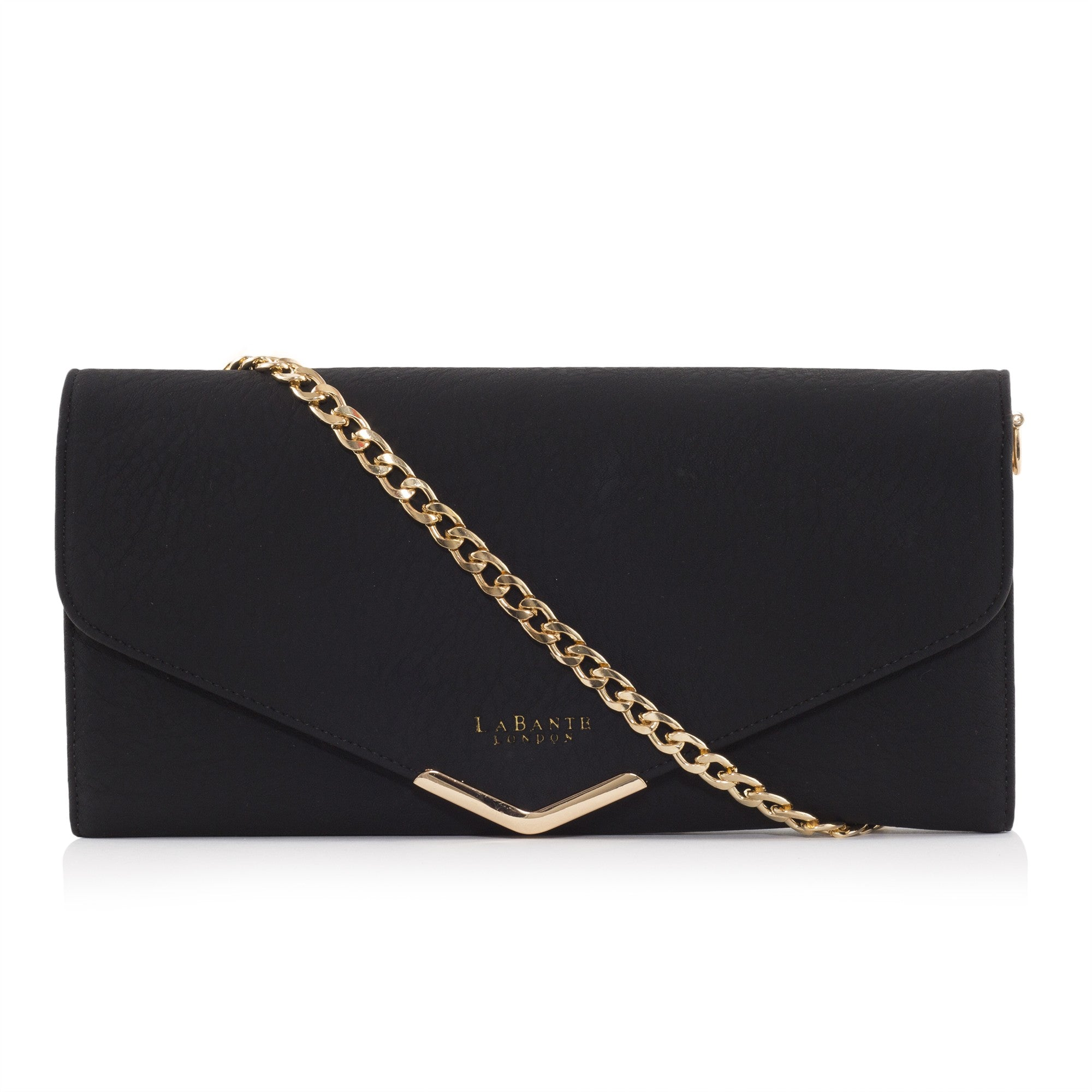 Starling Black purse bag