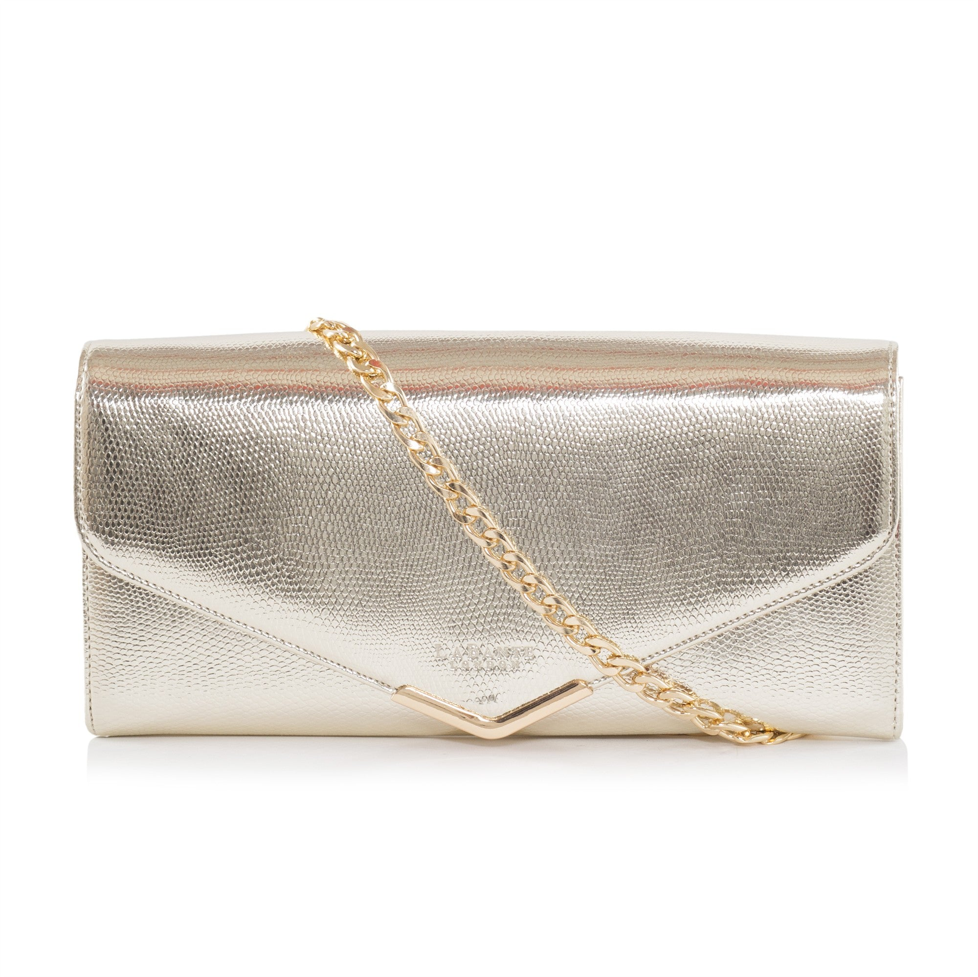 Starling Gold purse bag