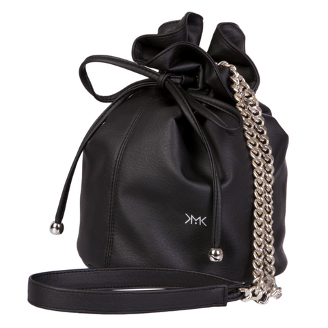 PURSE BAG PARIS HAPPY BLACK