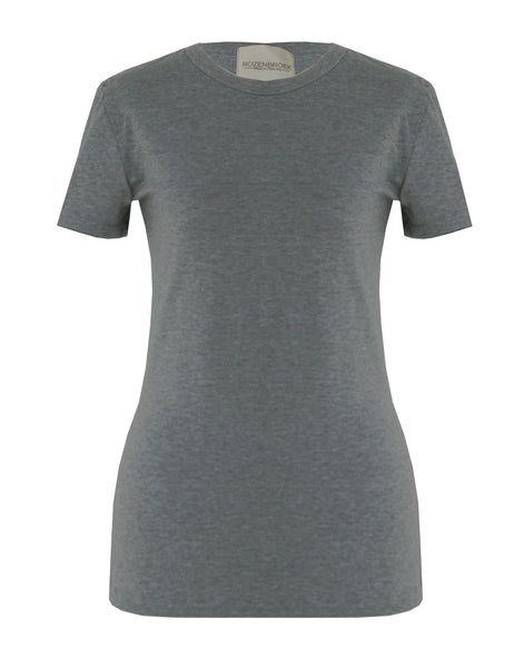 ORGANIC BAMBOO T-SHIRT IN GREY