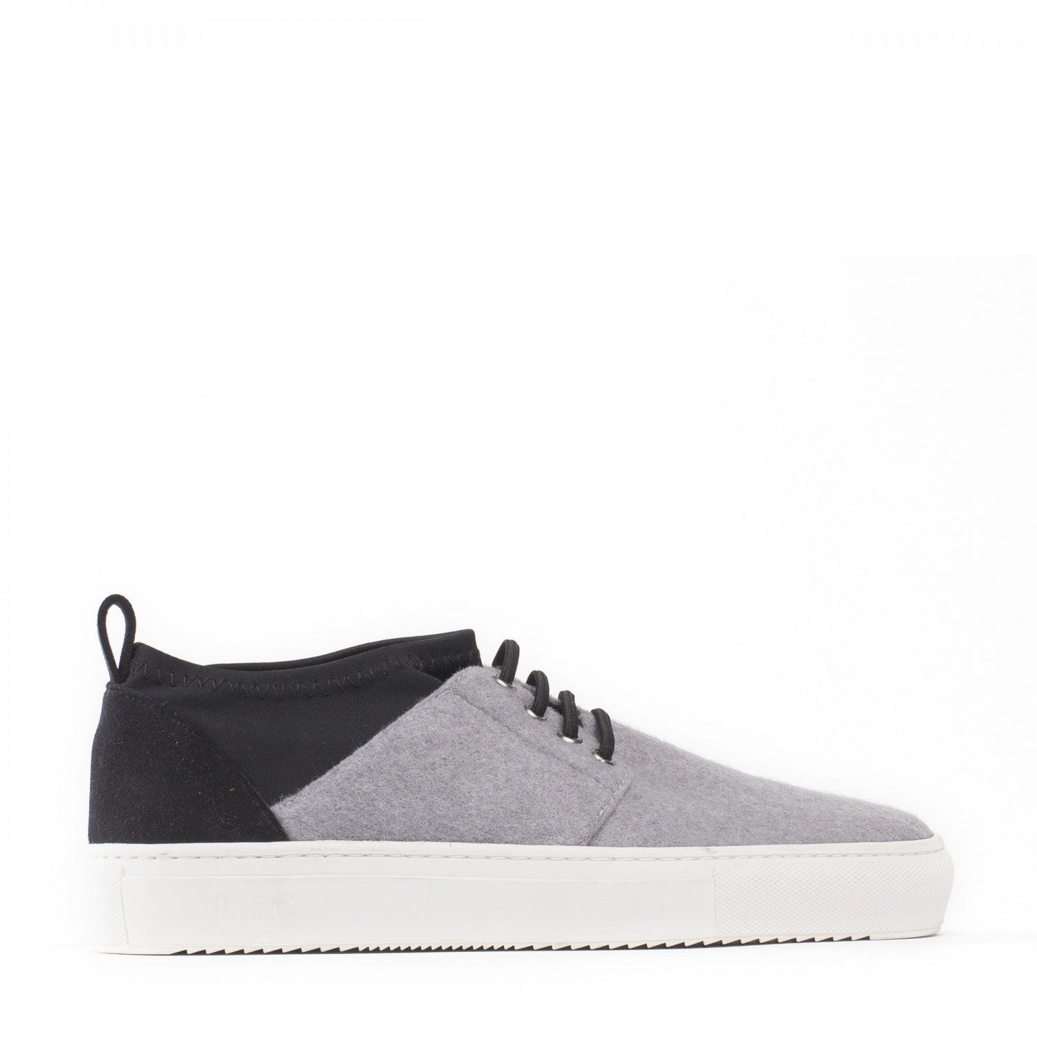 Re-PET Grey - Sneakers Made With PET