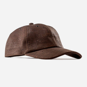 BASEBALL CAP-BROWN
