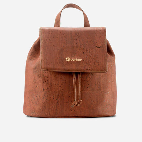 CORK BACKPACK-RED