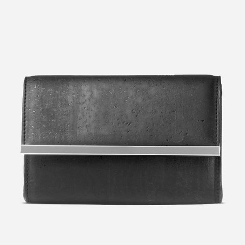 CORK CLUTCH-BLACK