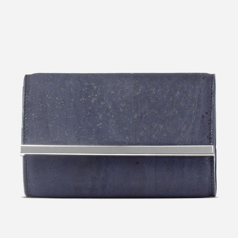 CORK CLUTCH-BLUE