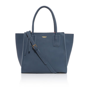 Demi Blue Shoulder Bag