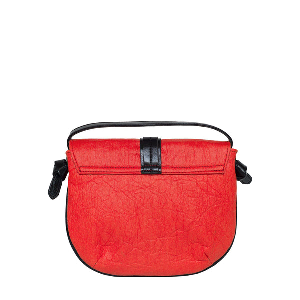 Bag ÉGEA - Red Piñatex